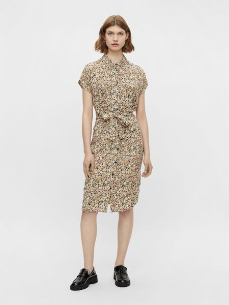 PCNYA SHIRT DRESS