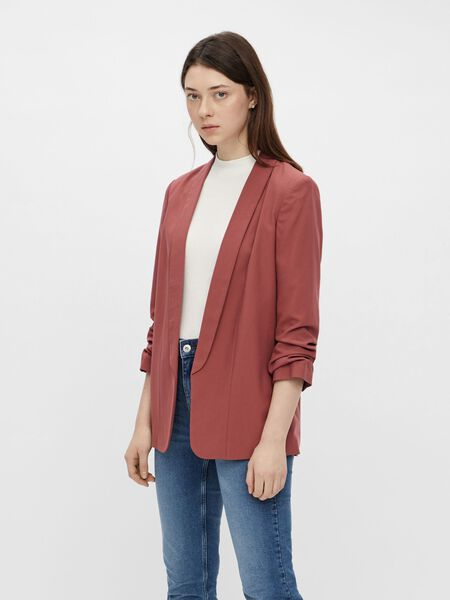 LONG MANCHES 3/4 BLAZER