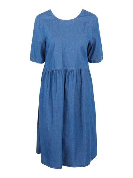 PCLIVA DENIM DRESS
