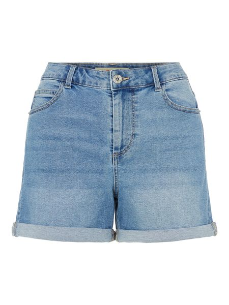 COUPE AMPLE SHORTS EN JEAN