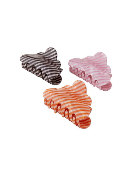 3-PACK HAIR CLIPS
