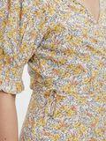 Pieces PCMIKO WRAP MINI DRESS, Bright White, highres - 17118771_BrightWhite_896342_007.jpg