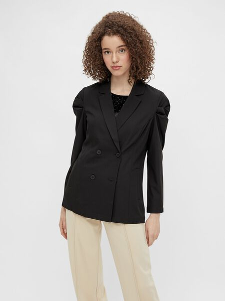 PUFF SHOULDER BLAZER