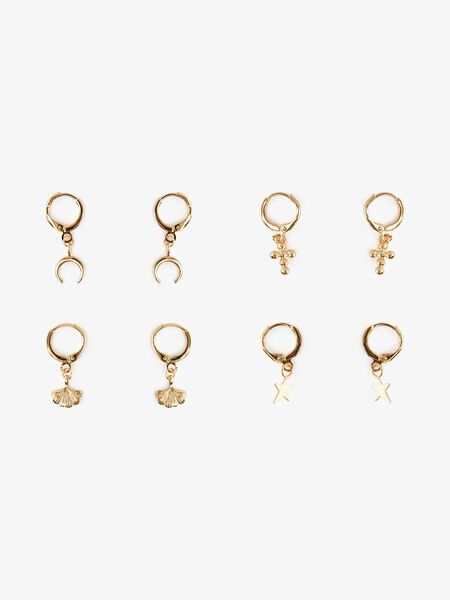 4-PACK EARRINGS