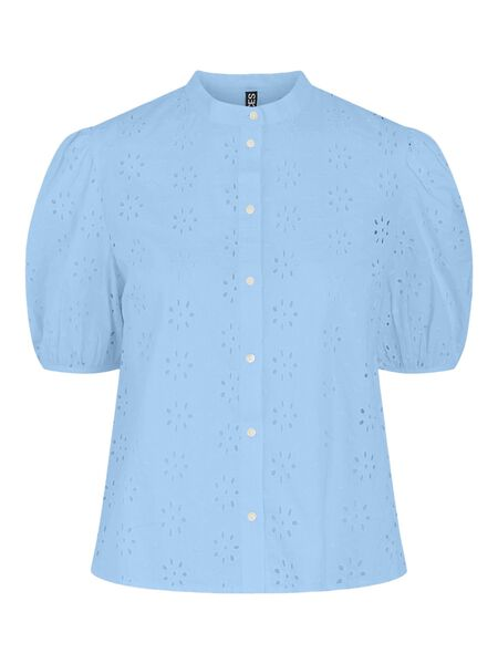 PCTILLIE EMBROIDERED TOP
