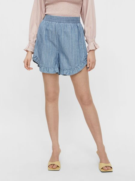 PCTIFFANY HIGH WAISTED SHORTS