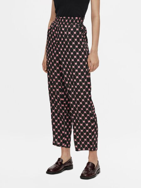 PCKELLY HIGH WAISTED TROUSERS