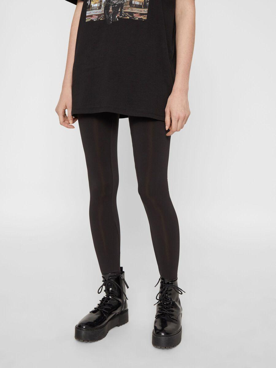 KLASSISKE LEGGINGS, Black, highres
