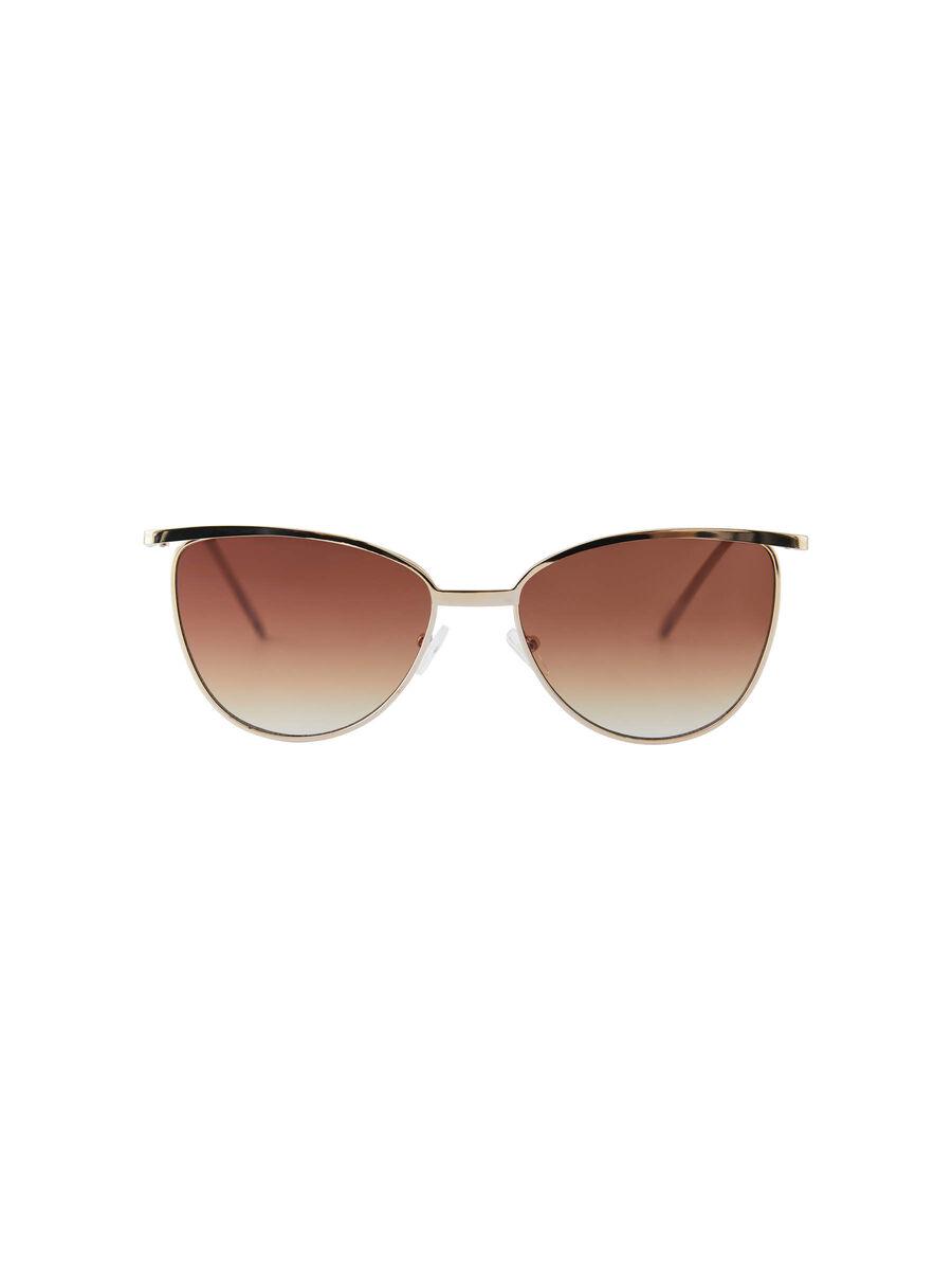 PIECES Rund Solbriller Kvinder Coloured