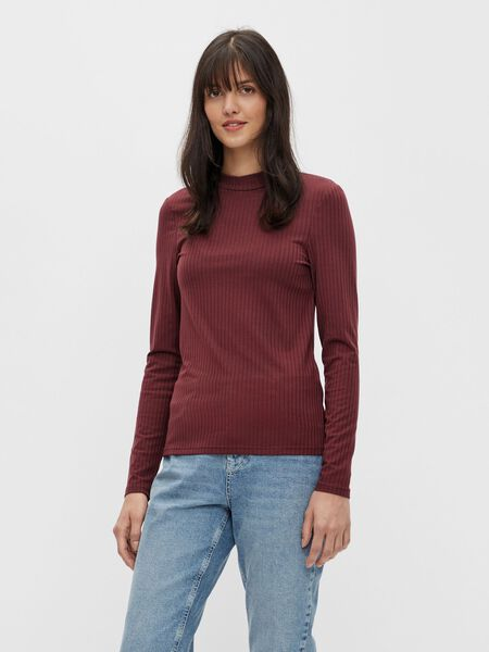 PCKYLIE LONG SLEEVED TOP