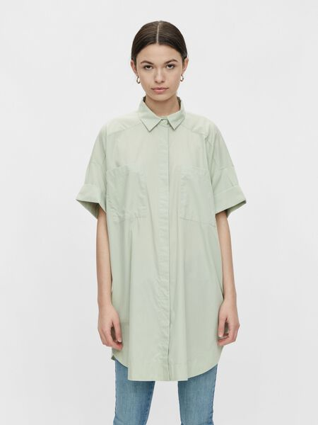 PCSILLU OVERSIZED SHIRT