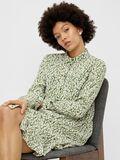 Pieces PCLUA SHIRT DRESS, Garden Green, highres - 17115387_GardenGreen_871015_008.jpg
