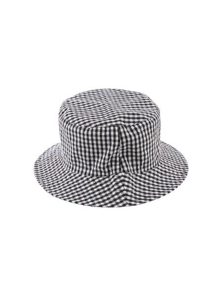 PCANYA CHECKED BUCKET HAT