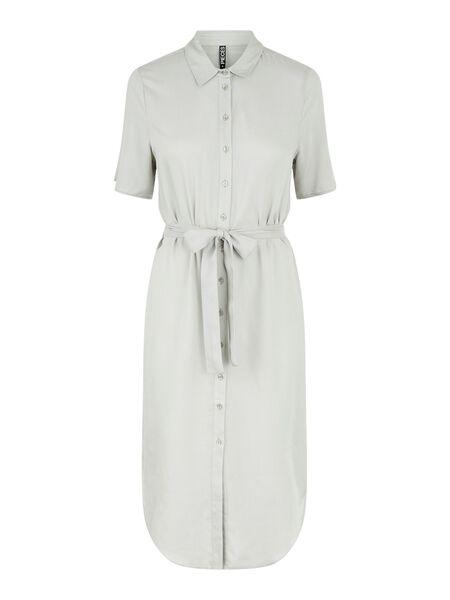 PCVOLUMA SHIRT DRESS