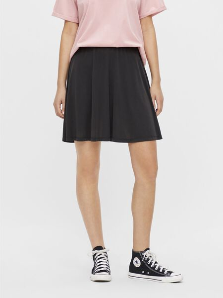 PLAIN MINI SKIRT