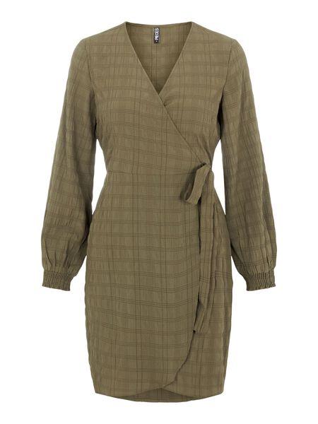 PCSERENA WRAP DRESS