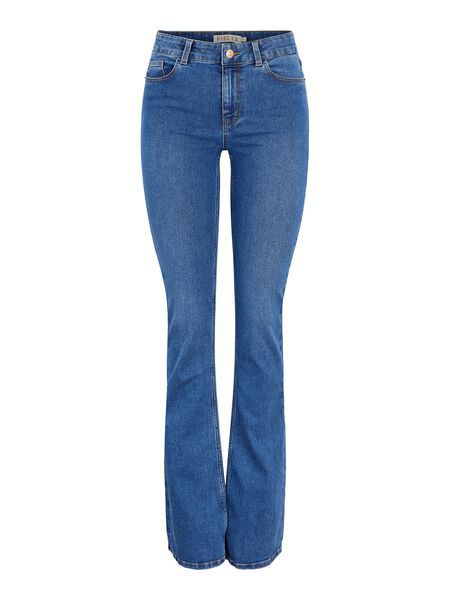 PCPEGGY MID WAIST FLARED JEANS