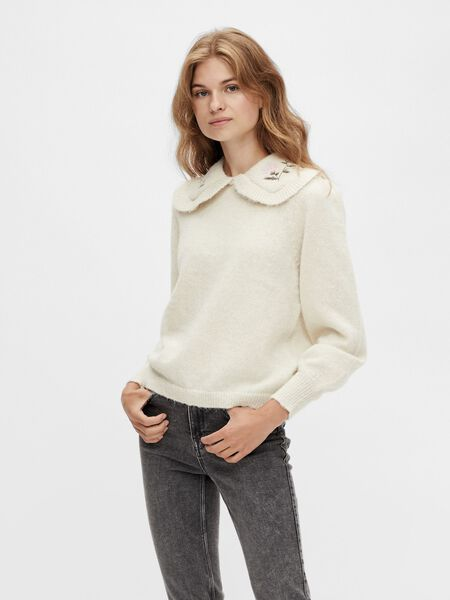 PCENYA KNITTED PULLOVER