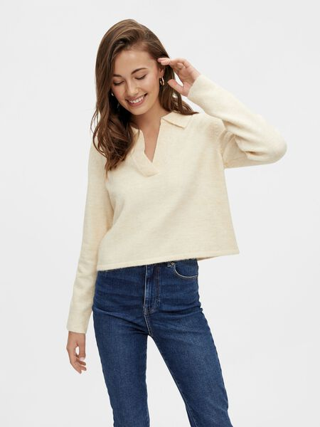 PCFLAVIA KNITTED PULLOVER
