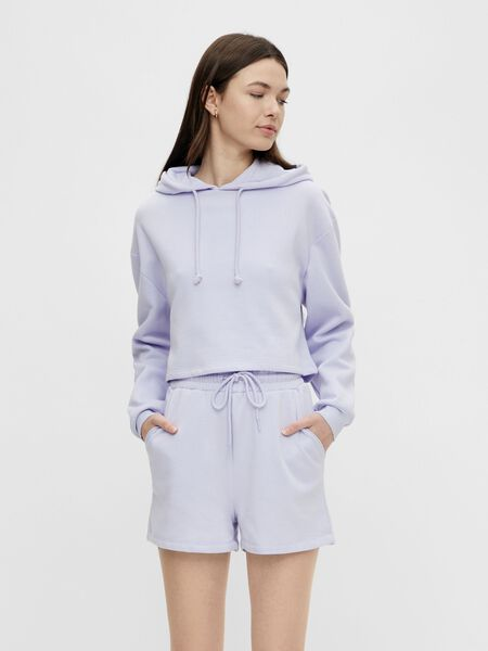 PCCHILLI CROPPED HOODIE