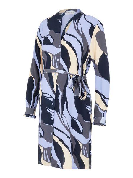 PCMCATALINA MATERNITY SHIRT DRESS