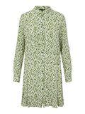 Pieces PCLUA SHIRT DRESS, Garden Green, highres - 17115387_GardenGreen_871015_001.jpg