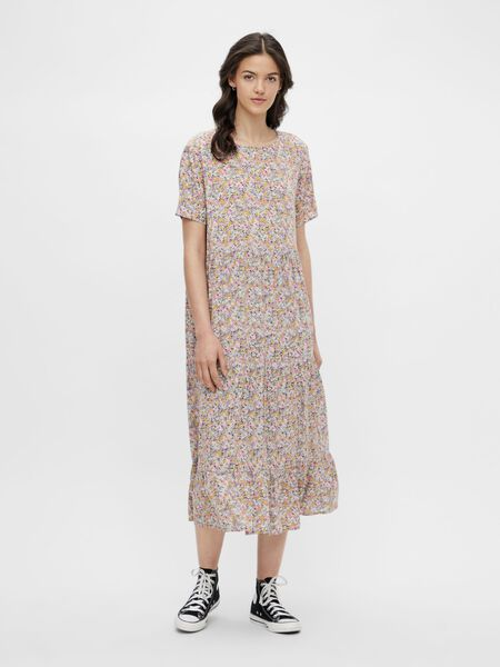 PCRILLA MIDI DRESS