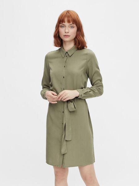 PCCAMMIE SHIRT DRESS